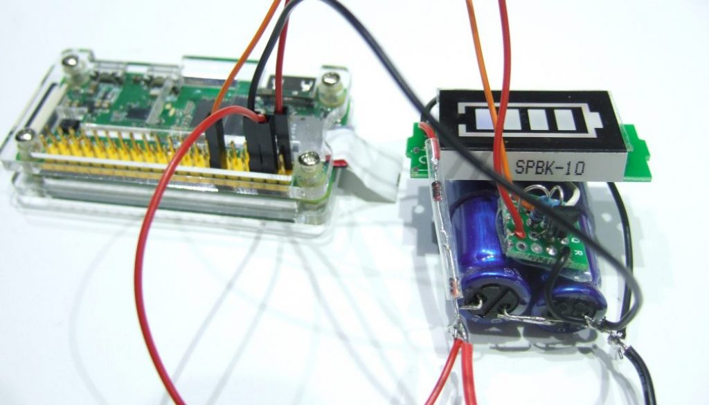 Safe Shutdown for Raspberry Pi with Super Capacitors (#133 )