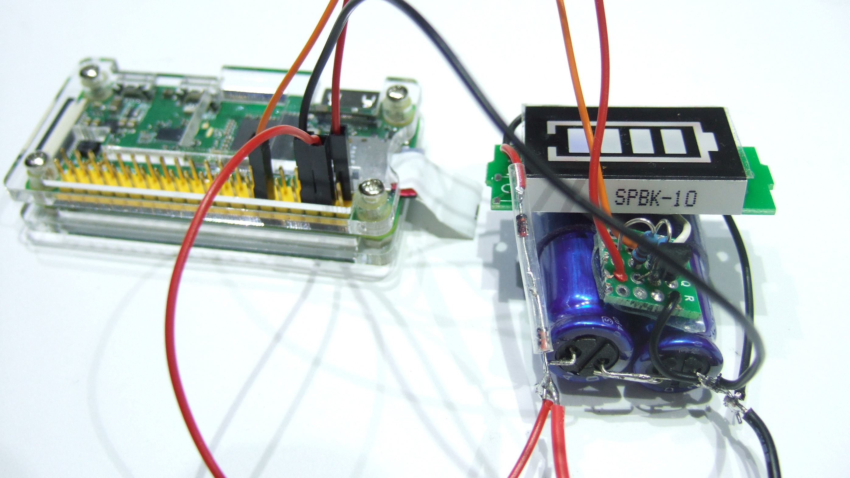 Safe Shutdown for Raspberry Pi with Super Capacitors (#133 )