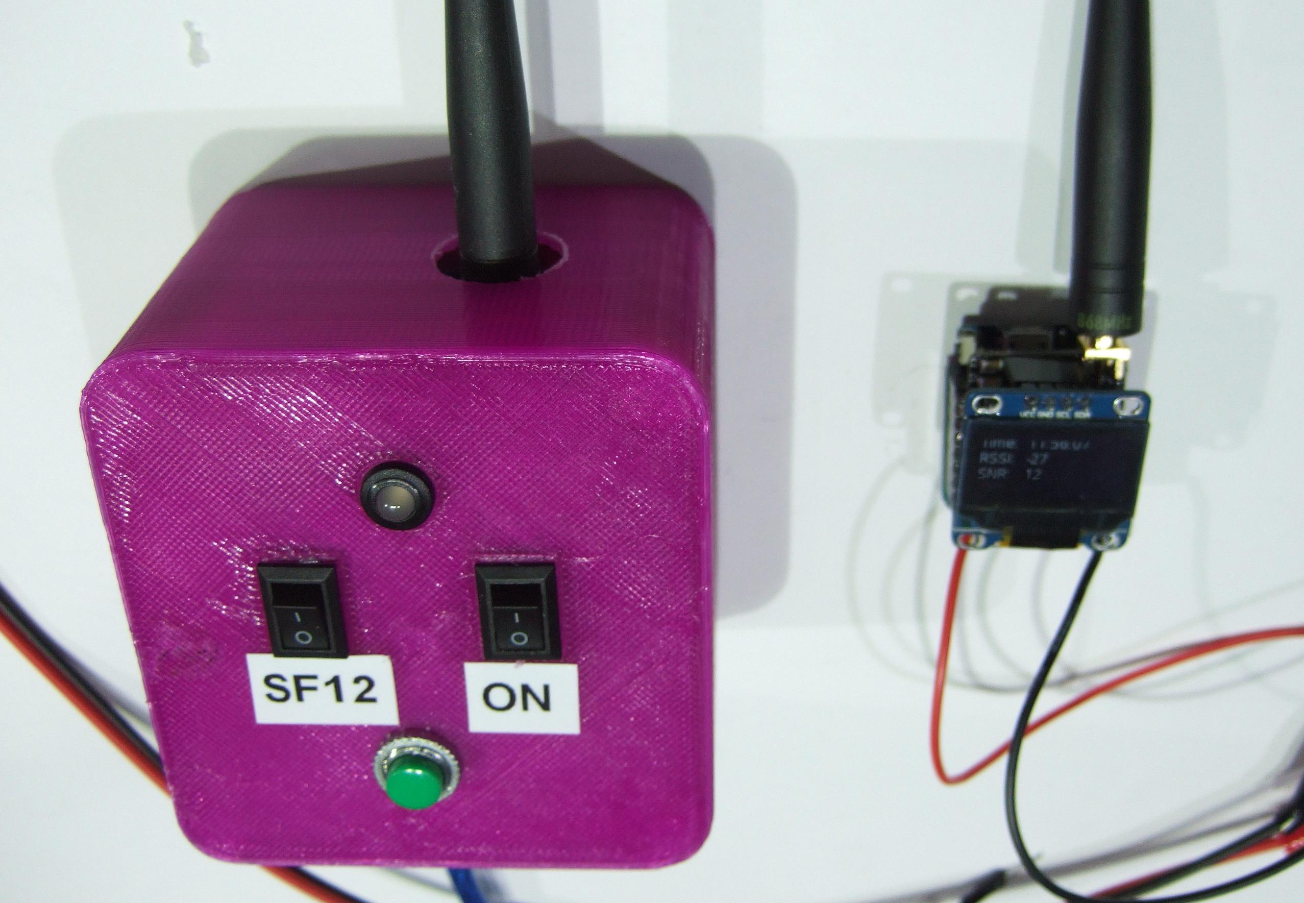 LoRa Gateway as Wemos Shield – SensorsIOT