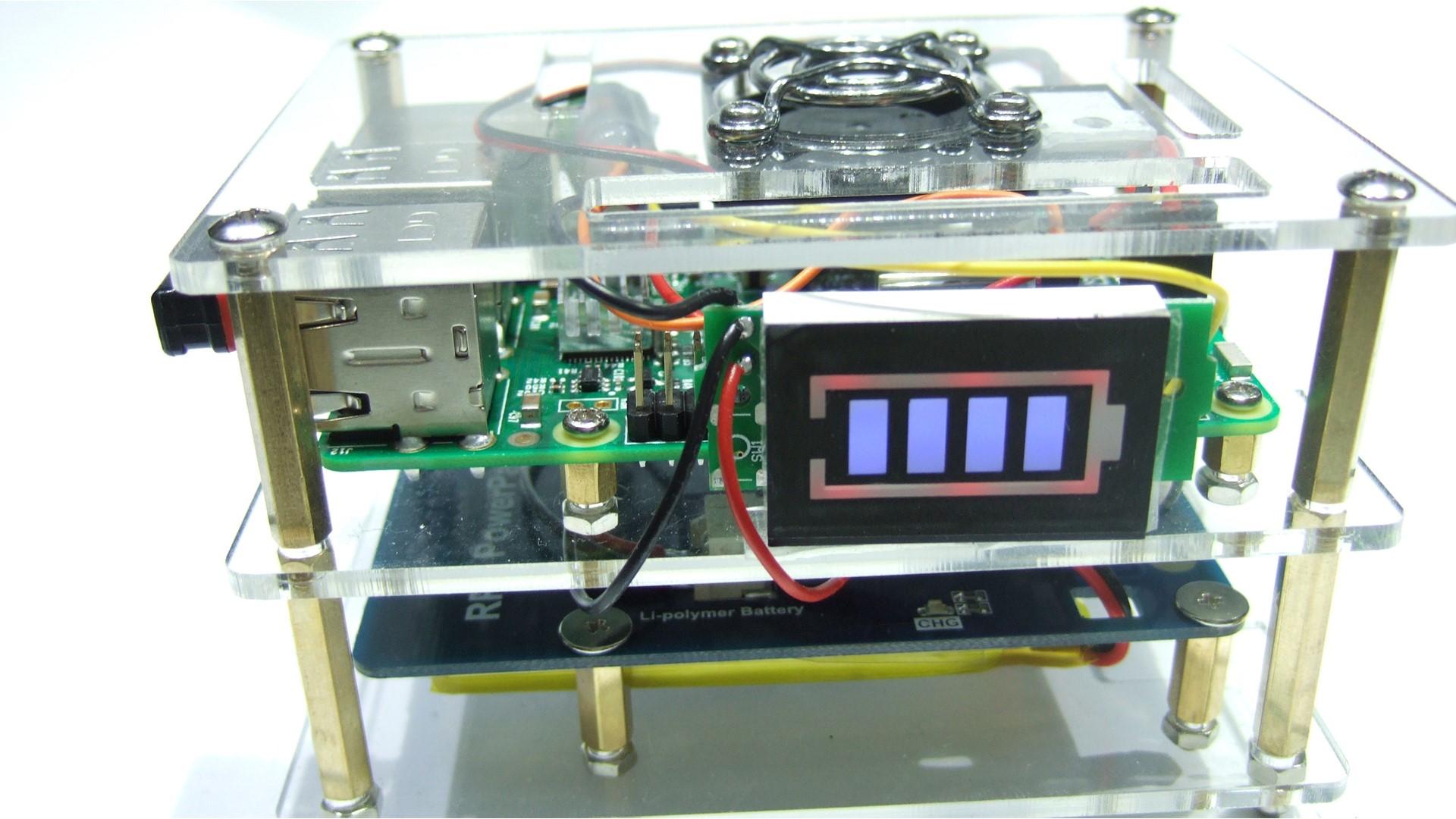 Raspberry Pi – SensorsIOT