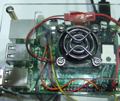 Variable Speed Cooling Fan for Raspberry Pi using PWM (video#138)